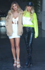SAHARA RAY and BELLA LUCIA for I Am Gia Photoshoot in Los Angeles 02/13/2018