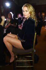 SAILOR BRINKLEY COOK at Sherri Hill Fashion Show at New York Fashion Week 02/08/2018