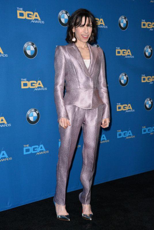SALLY HAWKINS at 2018 Directors Guild Awards in Los Angeles 02/03/2018