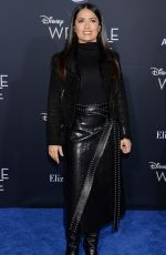 SALMA HAYEK at A Wrinkle in Time Premiere in Los Angeles 02/26/2018