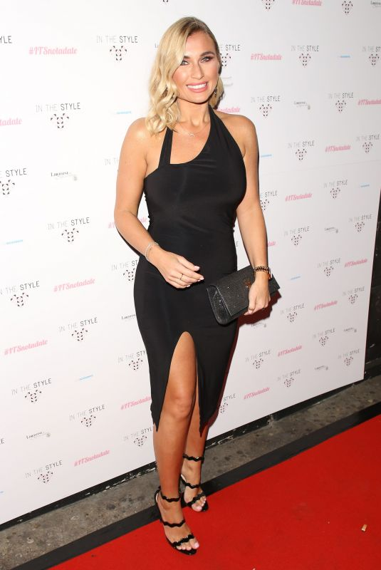 SAM FAIERS at Style Totes Over It Valentine's Party in London 02/08/2018