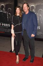 SAM SORBO at The 15:17 to Paris Premiere in Los Angeles 02/05/2018