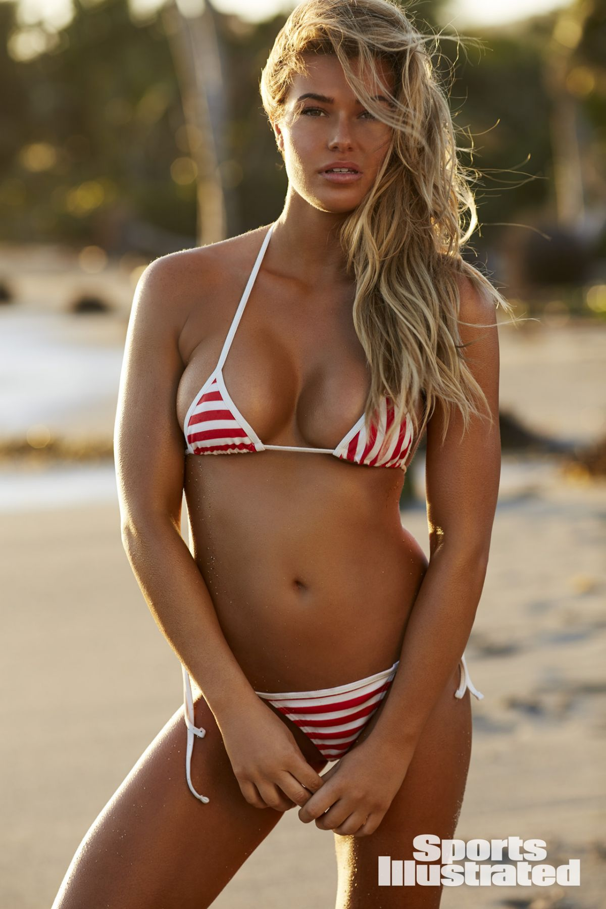 43641583e6c37 SAMANTHA HOOPES in Sports Illustrated Swimsuit 2018 Issue - HawtCelebs