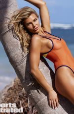 SAMANTHA HOOPES in Sports Illustrated Swimsuit 2018 Issue