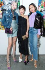 SANDRA CHOI at Sandra Choi and Virgil Abloh Host NYFW Dinner in New York 02/11/2018