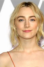 SAOIRSE RONAN at 90th Annual Oscars Nominees Luncheon in Beverly Hills 02/05/2018
