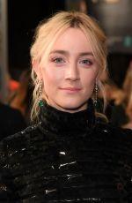 SAOIRSE RONAN at BAFTA Film Awards 2018 in London 02/18/2018