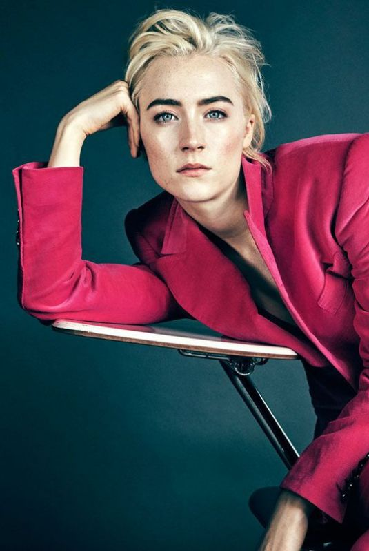 SAOIRSE RONAN for The Sunday Times Style, February 2018