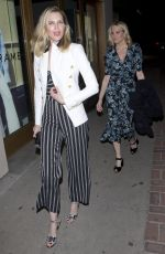 SARA and ERIN FOSTER at Veronica Beards Boutique Store in West Hollywood 02/21/2018