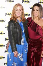 SARAH-JANE MEE at Fabulous Magazine 10th Birthday Party in London 02/06/2018