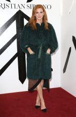 SARAH RAFFERTY at Christian Siriano Fashion Show at NYFW in New York 02/10/2018