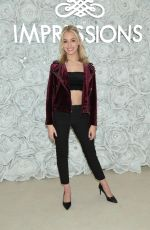 SARAH REASONS at Gretchen Christine x Impressions Vanity PopUpParty in West Hollywood 02/10/2018