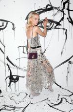SASHA PIVOVAROVA at Dior Collection Launch Party at Spring/Summer 2018 New York Fashion Week 02/06/2018