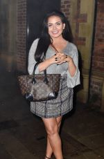 SCARLETT MOFFATT at One Bar in Darlington 02/22/2018