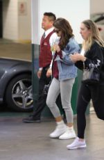 SELENA GOMEZ Out in Los Angeles 02/16/2018