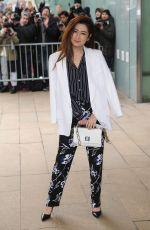SELINA JEN at Michael Kors Show at New York Fashion Week 02/14/2018