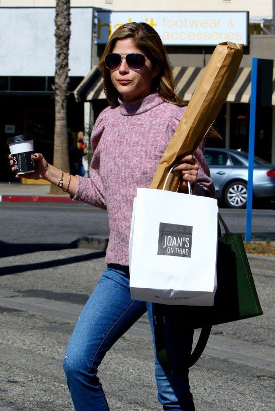 SELMA BLAIR Leaves Joan