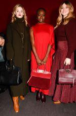 SHAILENE WOODLEY at Salvatore Ferragamo Show at Milan Fashion Week 02/24/2018