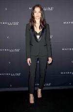 SHANINA SHAIK at Maybelline New York x V Magazine Fashion Week Party in New York 02/11/2018