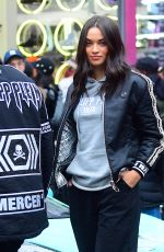 SHANINA SHAIK at Philipp Plein
