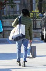 SHANNEN DOHERTY Out Shopping in Malibu 02/25/2018