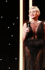 SHARON STONE at Forbes Travel Guide