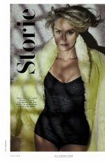 SHARON STONE in Vanity Fair Magazine, February 2018 Issue