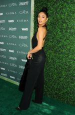 SHAY MITCHELL at CFDA, Variety and WWD Runway to Red Carpet Luncheon in Los Angeles 02/20/2018
