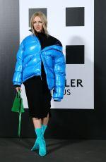 SHEA MARIE at Moncler Genius Project at Milan Fashion Week 02/20/2018