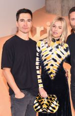 SIENNA MILLER at Proenza Schouler Fragrance Party at New York Fashion Week 02/10/2018