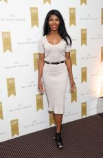 SINITTA at Pure Package Wellness Awards in London 02/01/2018