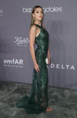 SISTINE ROSE STALLONE at Amfar Gala 2018 in New York 02/07/2018
