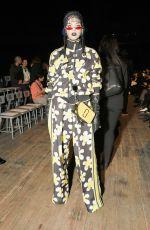 SITA ABELLAN at Marc Jacobs Fashion Show at NYFW in New York 02/14/2018