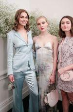 SKYLER SAMUELS at Amo Ferragamo Hosted by Suki Waterhouse at New York Fashion Week 02/06/2018