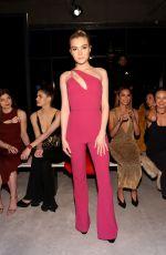 SKYLER SAMUELS at Cushnie et Ochs Show at New York Fashion Week 02/09/2018