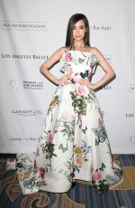 SOFIA CARSON at 2018 Los Angeles Ballet Gala in Beverly Hills 02/24/2018
