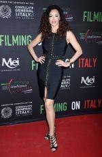SOFIA MILOS at Italian Institute of Culture Los Angeles Creativity Awards in Hollywood 01/31/2018