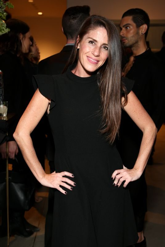 SOLEIL MOON FRYE at Rachel Zoe Fall 2018 Collection Presentation in Los Angeles 02/05/2018