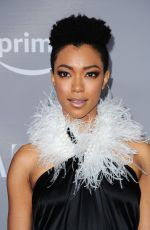 SONEQUA MARTIN GREEN at Costume Designer Guild Awards 2018 in Beverly Hills 02/20/2018