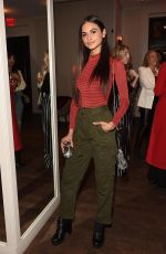 SOPHIA MIACOVA at Simply NYC Conference VIP Dinner 02/09/2018