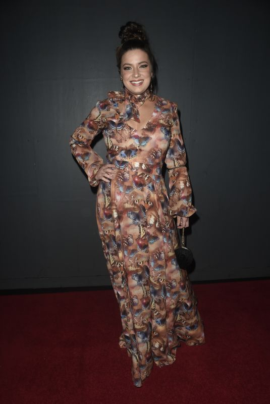 SOPHIE AUSTIN at Kym Marsh Footprint Charity Ball in Manchester 02/10/2018
