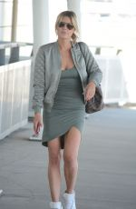 SOPHIE MONK at Airport in Sydney 02/16/2018