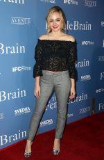SOPHIE REYNOLDS at The Female Brain Premiere in Los Angeles 02/01/2018