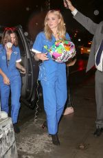 sSOPHIE TURNER Celebrates Her 22nd Birthday with Friends in New York 02/21/2018