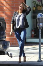 STACEY DASH Out Shopping in Beverly Hills 01/31/2018