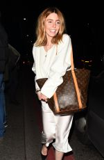 STACEY DOOLEY Leaves Broadcasting Awards in London 02/08/2018
