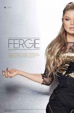 STACY FERGIE FERGUSON in Revista Luxo, February 2018 Issue