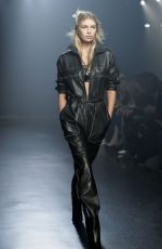 STELLA MAXWELL at Zadig & Voltaire Runway Show at NYFW in New York 02/12/2018