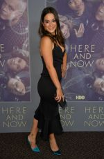 STEPHANIE ARCILA at Here and Now Premiere in Los Angeles 02/05/2018