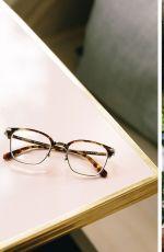 STEPHANIE BEATRIZ for David Kind Eyewear, February 2018